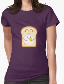 Hug the Egg Womens Fitted T-Shirt