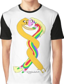 Lady and Jake Graphic T-Shirt