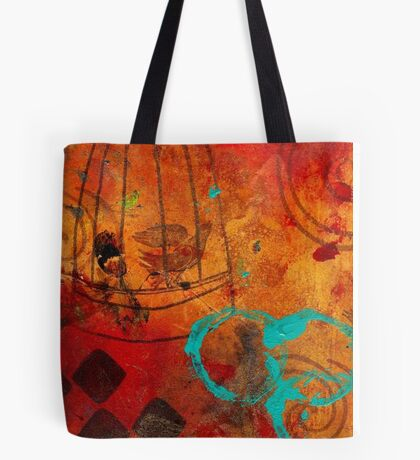 I Know Why the Caged Bird Sings I Tote Bag