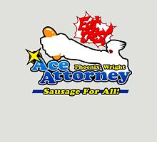 Ace Attorney: Sausage For All Unisex T-Shirt