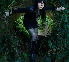 The Wiccan  by Bokeh  Photography