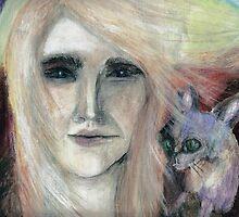 Huntress by sandwoman