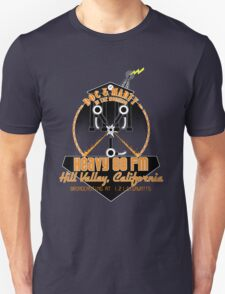 Doc and Marty in the Morning Unisex T-Shirt