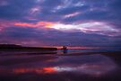 purple skies II by geophotographic