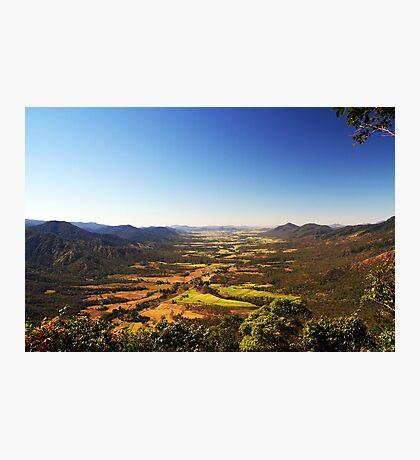 Valley  Photographic Print