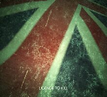 Licence to Kill by Stephen Dexter