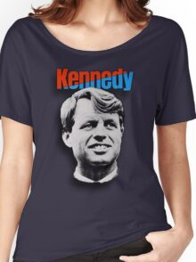 RFK 1968 Campaign Poster t-shirt Women's Relaxed Fit T-Shirt