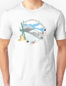 The Mountains Are Calling - Slopes T-Shirt