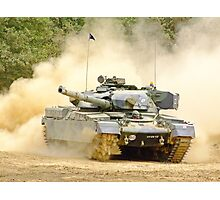 Dusty Chieftain - War and Peace Photographic Print