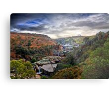 A Grand View - Mannum Falls, Murraylands, SA Metal Print