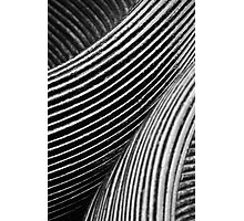 urban abstract lines Photographic Print
