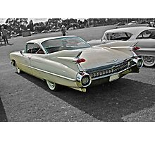 1959 Cadillac Coupe DeVille Photographic Print