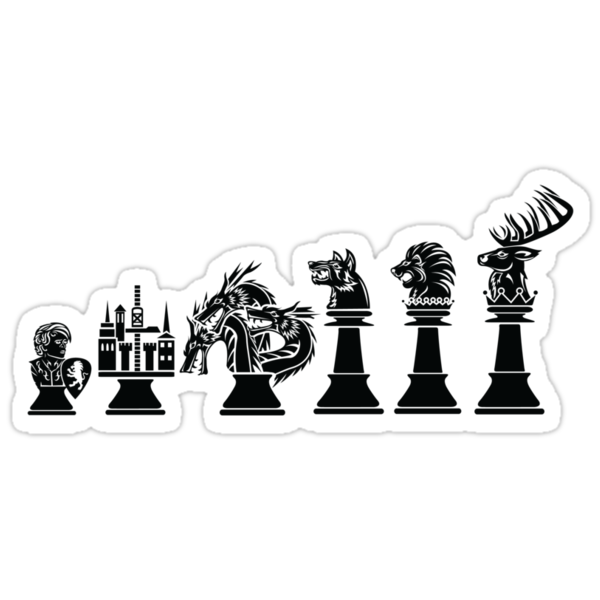 Chess of Thrones by zomboy
