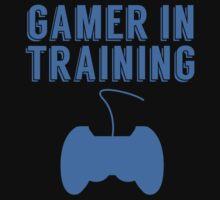 Gamer In Training Baby Tee
