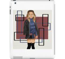 The trend pear-Eleanor iPad Case/Skin