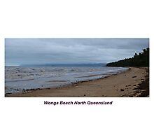 Wonga Beach North Queensland Photographic Print