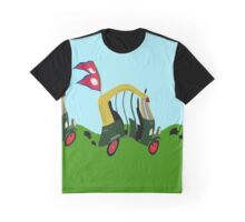 Auto Rickshaw - Nepal Graphic T-Shirt