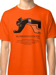Rubbernozedoze Tee Colour Classic T-Shirt