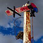 Signal in time - Pattarah, Tasmania by clickedbynic