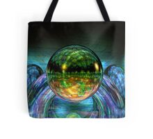 Multiple Reflections Tote Bag