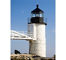 Marshall Point Lighthouse, Port Clyde, Maine Photographic Print