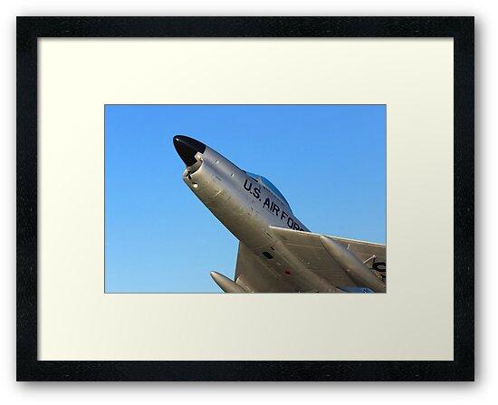 F86 Saber Jet - Daily Homework - Day 25, June 1, 2012 by aprilann
