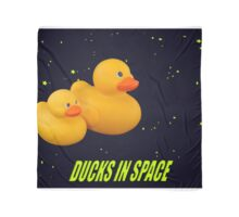 Intergalactic ducks Scarf