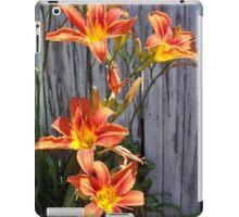 Orange Beauty iPad Case/Skin