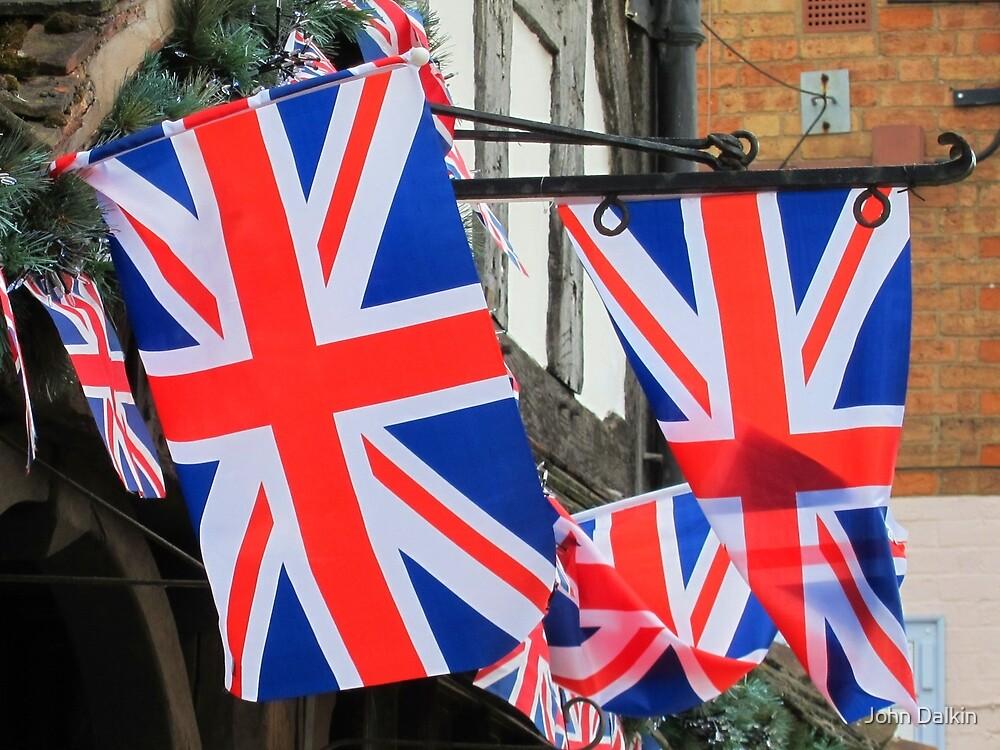 Jubilee Flag Day by John Dalkin