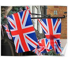 Jubilee Flag Day Poster