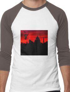 The radicalization of Mary Poppins Men's Baseball ¾ T-Shirt