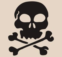 Skull & Cross Bones by Chillee Wilson by ChilleeWilson