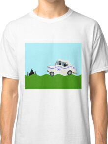 India Taxi Classic T-Shirt