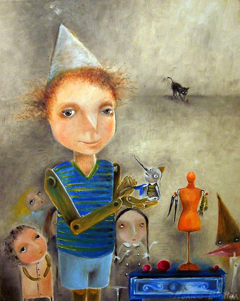 Cultivating A Little Lie by Monica Blatton
