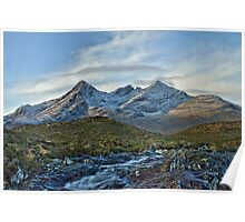 The Cuillin Poster