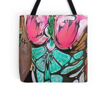 Punked Body Art - Portrait Tote Bag