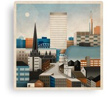 From Digbeth With Love Canvas Print