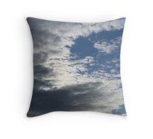 Every Cloud... Throw Pillow