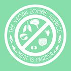 The Vegan Zombie Alliance by the50ftsnail