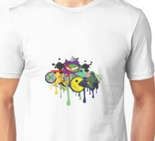 gaming graffiti Unisex T-Shirt
