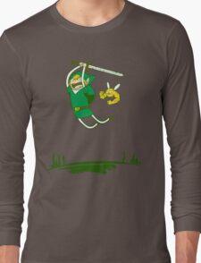 A Hero Long Sleeve T-Shirt