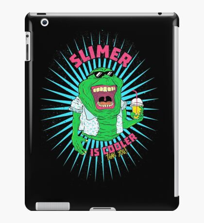 Trendy Slimer iPad Case/Skin