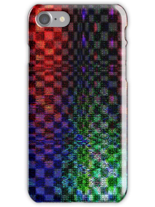 Chemical Reaction IV by Igor Shrayer
