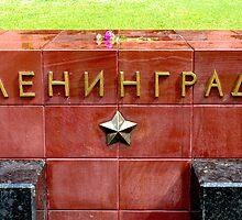 Leningrad by Jeffrey So