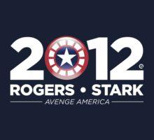 Vote Rogers & Stark 2012 (White Text)