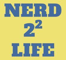Nerd 4 Life One Piece - Short Sleeve