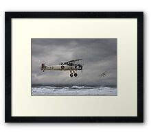 Fairey Swordfish - 'Hide and Seek' Framed Print