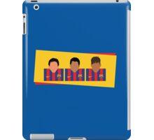 Messi, Suárez, Neymar - Barcelona iPad Case/Skin