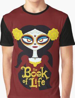 La Muerte Graphic T-Shirt