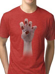 Lady Gaga - Paws Up! Tri-blend T-Shirt